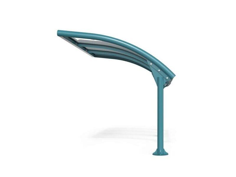 Marquesina de protección lluvia Armony 3D