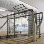 MyBeast parque calistenia urbano YTER gimnasio