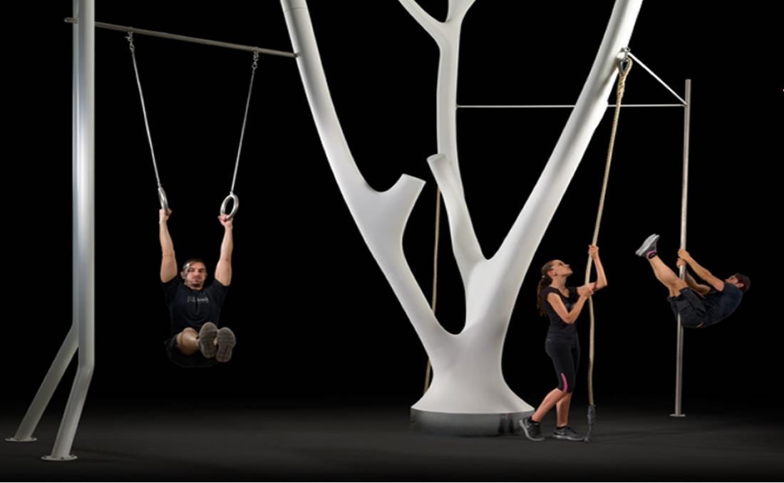 MyEquilibria parque calistenia fitness urbano cuerdas