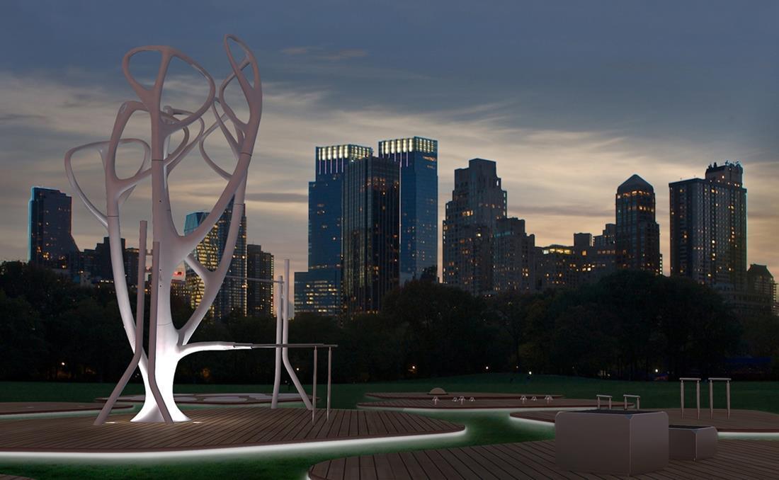 MyEquilibria parque calistenia fitness urbano vistas urbanas
