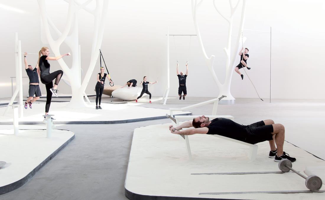 MyEquilibria parque calistenia fitness urbano interior en prácticas