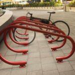 Aparcabicis Open YTER mobiliario urbano