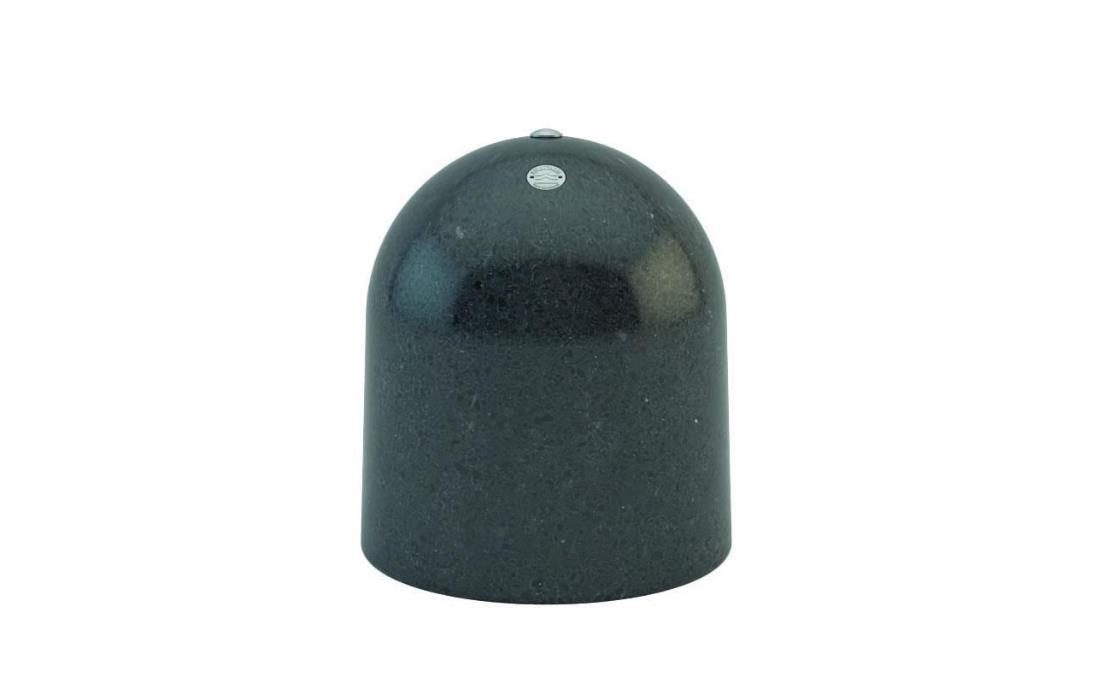 Bolardo de hormigón prefabricado Titano negro
